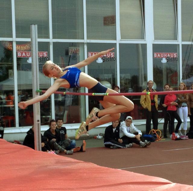 Bauhaus Jump