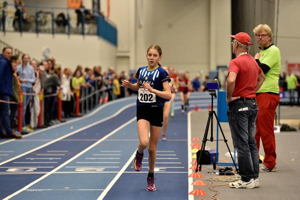 Johanna Hofvendahl - GM-guld 2018 1.000 m F14