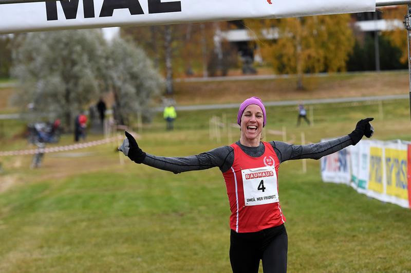 Annika Faager, Björnstorps IF - vinner Skånes GP 2019 Foto: Hasse Sjögren, DECA Text&Bild
